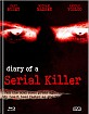 Diary of a Serial Killer - Tod aus erster Hand (Limited Mediabook Edition) (Cover B) (AT Import) Blu-ray