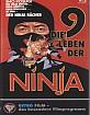 Die 9 Leben der Ninja (Limited Hartbox Edition) Blu-ray