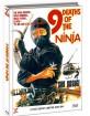 Die 9 Leben der Ninja (Limited Mediabook Edition) (Cover B) Blu-ray