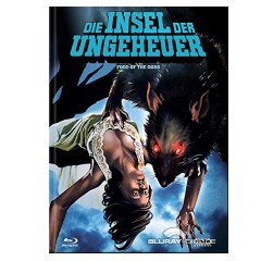 Die Insel Der Ungeheuer The Food Of The Gods Limited Mediabook