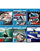 Die Mega Shark Fan Collection 3D (11-Filme Set) (Blu-ray 3D) Blu-ray