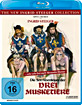 Die Sex-Abenteuer der drei Musketiere (The New Ingrid Steeger Collection) Blu-ray