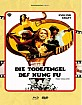 Die Todesengel des Kung Fu (Limited Hartbox Edition) (Cover C) Blu-ray
