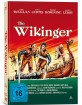 Die Wikinger (Limited Collector's Edition im Mediabook) (Blu-ray + DVD) Blu-ray