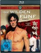 Die Wilden Fünf (Shaw Brothers Special Edition) Blu-ray