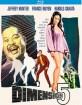 Dimension 5 (1966) (Region A - US Import ohne dt. Ton) Blu-ray