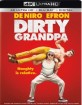 Dirty Grandpa (2016) 4K - Theatrical and Unrated (4K UHD + Blu-ray + UV Copy) (US Import ohne dt. Ton) Blu-ray