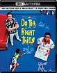 Do the Right Thing (1989) 4K (4K UHD + Blu-ray + Digital Copy) (US Import ohne dt. Ton) Blu-ray