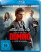 Domino - A Story of Revenge Blu-ray