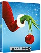 Dr. Seuss' How the Grinch Stole Christmas (2000) - Edizione 20° Anniversario Steelbook (4K UHD + Blu-ray) (IT Import) Blu-ray