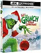 Dr. Seuss' How the Grinch Stole Christmas (2000) (4K UHD + Blu-ray) (IT Import) Blu-ray