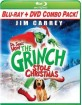 Dr. Seuss' How The Grinch Stole Christmas (Blu-ray + DVD) (US Import ohne dt. Ton) Blu-ray
