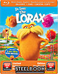 Dr. Seuss' The Lorax - Steelbook (Blu-ray + DVD + Digital Copy) (CA Import ohne dt. Ton) Blu-ray