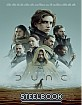 Dune (2021) 4K - Édition Spéciale E.Leclerc Exclusive Steelbook (4K UHD + Blu-ray 3D + Blu-ray) (FR Import ohne dt. Ton) Blu-ray