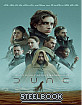 Dune (2021) - Limited Edition Steelbook Versione 2 (4K UHD + Blu-ray) (IT Import ohne dt. Ton) Blu-ray