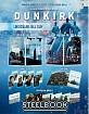 Dunkirk (2017) 4K - Manta Lab Exclusive #16 Lenticular Fullslip Steelbook (4K UHD + Blu-ray + Bonus Disc) (HK Import ohne dt. Ton)