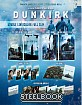 Dunkirk (2017) - Manta Lab Exclusive #16 Double Lenticular Fullslip Steelbook (Blu-ray + Bonus Disc) (HK Import ohne dt. Ton)