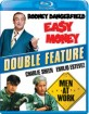 Easy Money (1983) / Men At Work (1990) - Double Feature (Region A - US Import ohne dt. Ton) Blu-ray