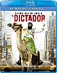 El Dictador (Blu-ray + DVD + Digital Copy) (ES Import) Blu-ray