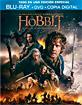 El Hobbit: La Batalla de los Cinco Ejércitos - Edición Especial (Blu-ray + DVD + Digital Copy + Postkarten) (ES Import) Blu-ray