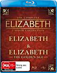 Elizabeth & Elizabeth: The Golden Age (AU Import) Blu-ray