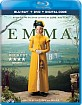 Emma. (2020) (Blu-ray + DVD + Digital Copy) (US Import ohne dt. Ton) Blu-ray