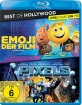 Emoji - Der Film + Pixels (2015) (Best of Hollywood Collection) Blu-ray