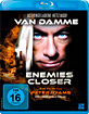 Enemies Closer Blu-ray
