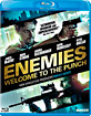 Enemies - Welcome to the Punch (CH Import) Blu-ray