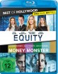 Equity (2016) + Money Monster (Best of Hollywood Collection) Blu-ray