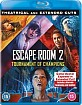 Escape Room 2: Tournament of Champions - Theatrical and Unrated Extended Cut (Blu-ray + Digital Copy) (US Import ohne dt. Ton)