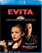 Evita (1996) - 15th Anniversary Edition (US Import ohne dt. Ton) Blu-ray