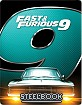 F9: The Fast Saga 4K - Theatrical and Director's Cut - Amazon Exclusive Steelbook (4K UHD + Blu-ray + Digital Copy) (US Import ohne dt. Ton) Blu-ray