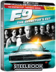 F9: The Fast Saga (2021) 4K - Theatrical and Director's Cut - Best Buy Exclusive Steelbook (4K UHD + Blu-ray + Digital Copy) (CA Import ohne dt. Ton) Blu-ray