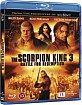 Fakta om Scorpion King 3 - Battle For Redemption (SE Import) Blu-ray