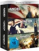 London Has Fallen + Olympus Has Fallen + Angel Has Fallen 4K (Triple Film Collection) …