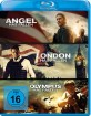 London Has Fallen + Olympus Has Fallen + Angel Has Fallen (Triple Film Collection) Blu-ray