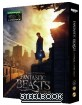 Fantastic Beasts and Where to Find them 4K - Blufans Exclusive Lenticular Ultimate Edition Steelbook (CN Import ohne dt. Ton) Blu-ray