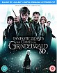 Fantastic Beasts: The Crimes of Grindelwald 3D - Theatrical and Extended Cut (Blu-ray 3D + 2 Blu-ray + Digital Copy) (UK Import ohne dt. Ton) Blu-ray
