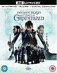 Fantastic Beasts: The Crimes of Grindelwald 4K - Theatrical and Extended Cut (4K UHD + 2 Blu-ray + Digital Copy) (UK Import ohne dt. Ton) Blu-ray