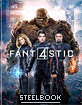 Fantastic Four (2015) - KimchiDVD Exclusive Limited Full Slip Edition Steelbook (KR Import ohne dt. Ton) Blu-ray