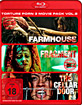Farmhouse + Fragment + The Cellar Door (Torture Porn 3 Movie Pack - Vol. 2) Blu-ray