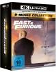 Fast & Furious 4K (9-Movie Collection) (9 4K UHD + 9 Blu-ray) Blu-ray