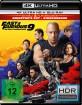 Fast & Furious 9 - Die Fast & Furious Saga 4K - Kinofassung und Director's Cut (4K UHD + Blu-ray) Blu-ray