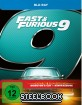 Fast & Furious 9 - Die Fast & Furious Saga - Kinofassung und Director's Cut (Limited Steelbook Edition) (Cover B) Blu-ray