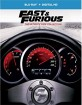 Fast & Furious: The Ultimate Ride Collection (Blu-ray + UV Copy) (US Import ohne dt. Ton) Blu-ray