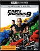 Fast & Furious 9 4K - Theatrical and Director's Cut (4K UHD + Blu-ray) (AU Import ohne dt. Ton) Blu-ray