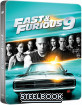 Fast & Furious 9 (2021) 4K - Theatrical and Director's Cut - Cover A Steelbook (4K UHD + Blu-ray) (TH Import ohne dt. Ton) Blu-ray