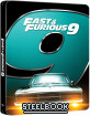 Fast & Furious 9 (2021) 4K - Theatrical and Director's Cut - Cover B Steelbook (4K UHD + Blu-ray) (TH Import ohne dt. Ton) Blu-ray