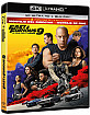 Fast & Furious 9 4K - Theatrical and Director's Cut (4K UHD + Blu-ray) (ES Import ohne dt. Ton) Blu-ray